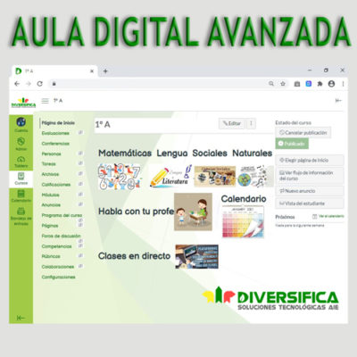 Aula Digital Avanzada